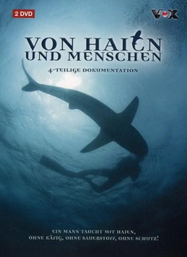 Of Sharks and Men - DVD Cover (c) LOOKSfilm