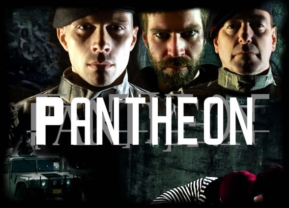 Pantheon - Title (c) BBHP & Florian Dedio
