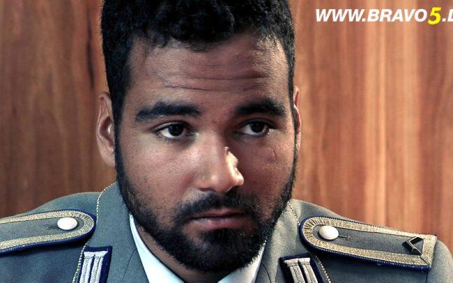 Bravo 5 Dino Gebauer als Michael Cleve (c) Florian Dedio & BBHP