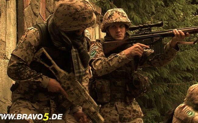 Bravo 5 Mission (c) Florian Dedio & BBHP