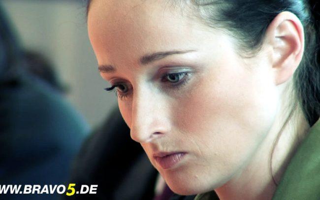 Bravo 5 Inka Jankowski als Katja Pilgrim (c) Florian Dedio & BBHP