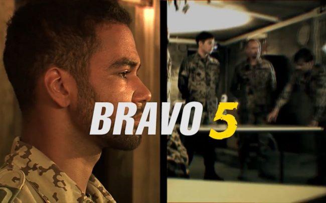 Bravo 5 Title (c) Florian Dedio & BBHP
