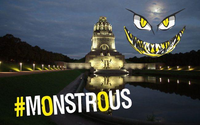 Monstrous - The Monument - Title (c) Florian Dedio & BBHP