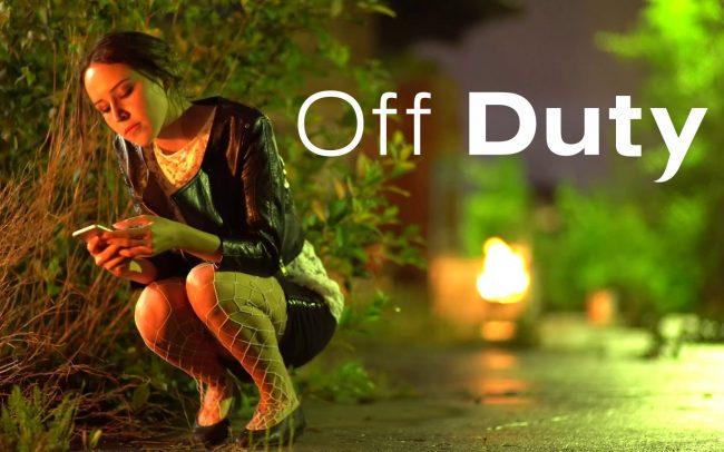 Off Duty Kristy Title (c) Florian Dedio & BBHP