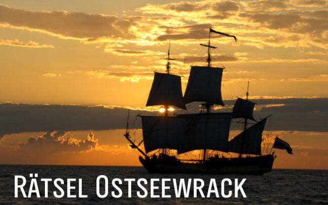 Rätsel Ostseewrack - Sonnenuntergang Titel (c) LOOKSfilm