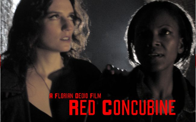 Red Concubine - DVD Cover (c) Florian Dedio