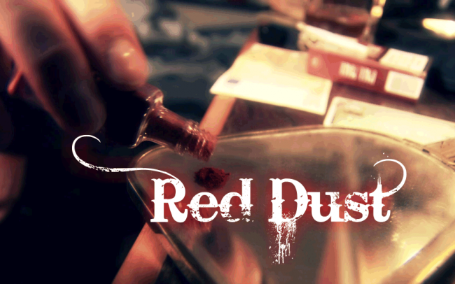 Red Dust - The Red Dust - Title (c) Florian Dedio & BBHP