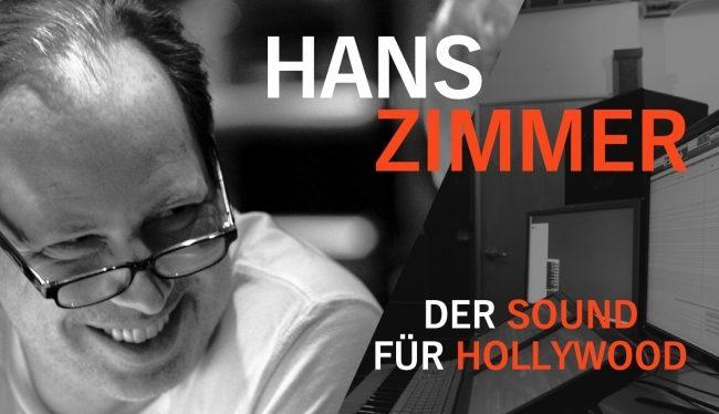 Hans Zimmer - Sendeankündigung (c) LOOKSfilm