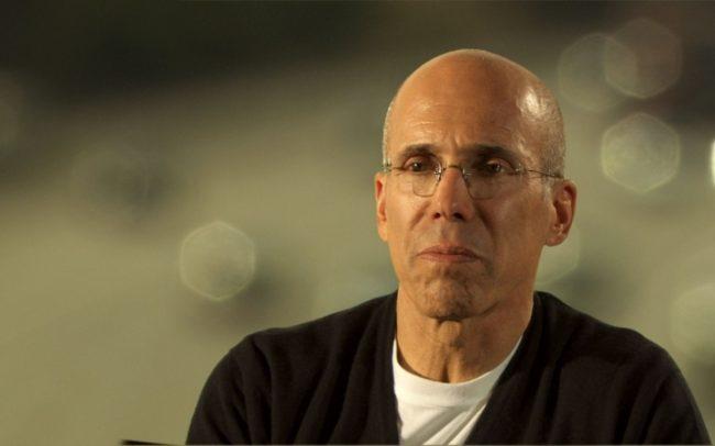 Hans Zimmer - Jeffrey Katzenberg (c) LOOKSfilm